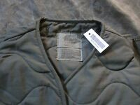 FS (CIF) Aramid Aircrew Cold Weather Flyer's Jacket Liner US ARMY L/R