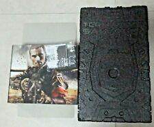 Hot Toys 1:6 MMS95 Terminator La Salvación John Connor figura-menú + caja vacía