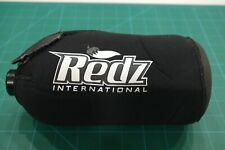 "Redz 48/47ci ""steelie"" tank cover. Old School! Rare! Vintage!"