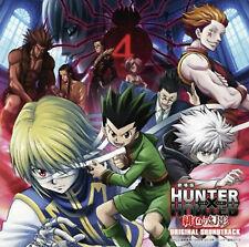 Hunter X Hunter Tv anime manga Music Soundtrack Cd 4