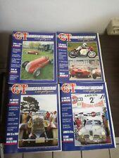 GT GT und Wettbewerb Magazin 1987 ersten 4 Zahlen auto historische Jahrgang