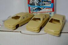 Coffret de 3 Kits Peugeot 406 1996 - Mini Racing 1/43