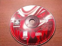 Sony PlayStation 1 PS1 PSOne Disc Only Tested Twisted Metal 2 Black Label Ships