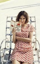 VERO MODA ALEXA CHUNG CHERRY PRINT  DRESS BLOGGERS SIZE 38 UK 10