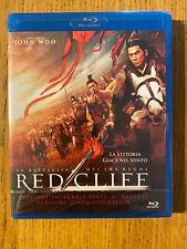 Red Cliff  La battaglia dei tre Regni Blu ray Nuovo sigillato