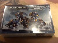 40K Warhammer Space Wolves Wolf Guard Terminators NIB