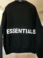 S-L Logo Pullover Solid Mint Hoodie Size Pacsun Essentials FOG Fear Of God