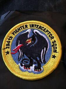 Vintage US AIR FORCE PATCH USAF 194th Fighter Interceptor Squadron Color 3/1