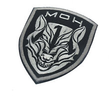 MEDAL OF HONOR MOH WOLFPACK U.S. ARMY 3D MORALE BADGE EMBRODIERED HOOK PATCH *02