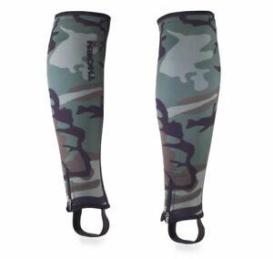 THORN+fit Shin Skins Shin Protectors CrossFit Calf Support Shin Pad (PAIR) Weigh