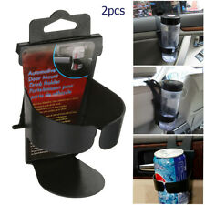 2Pcs Universal in Car Cup Holder Drink Bottle Door Window Holders Can Stand US