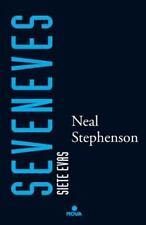 SEVENEVES - STEPHENSON, NEAL/ ROMERO, PEDRO JORGE (TRN) - NEW HARDCOVER BOOK