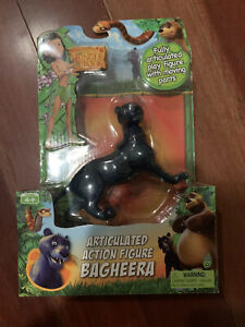 The Jungle Book Articulated Action Figure Bagheera
