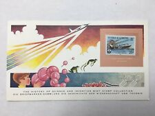 The History of Science and Invention Mint Stamp Collection Turks & Caicos Stamp