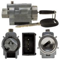 Ignition Lock Cylinder & Keys for Chevy Oldsmobile Pontiac REPLACE OEM #12458191
