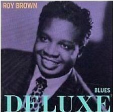 Roy Brown Blues Deluxe CD NEW SEALED