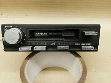 Retro Classic AUDIOLINE 409 Car Stereo Cassette Player Auto Reverse