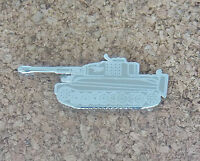 SCHWERE PANZER ABTEILUNG 505 TIGER TANK RUSSIA 1944 LAPEL BADGE 25MM WIDE ARMOUR