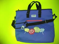 """Rio Gear """"Deluxe Insulated Cooler beach bag"""" Holds 36 cans. Capacity: 38"""