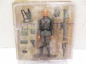 #4 NIB 1/18 21st Century Toys Ultimate Soldier German Officer w/range finder
