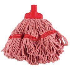 """SYR mini tête balai rouge les fournitures de nettoyage de l'équipement Nettoyage Cuisine 14 """"cartering"""