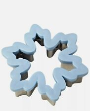 New listing Wilton Comfort Grip Cookie Cutter Christmas Snowflake Holiday Baking