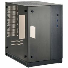 Lian Li Pc-q37 Mini-tower Black - Computer Cases (mini-tower PC Aluminium te