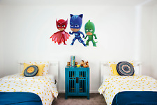 PJ Masks wall decal *LARGE* Free Canada shipping