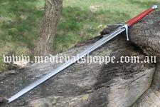 Scottish Two-Hander Sword  Witcher Aerondight Inspiration - SHARP & functional