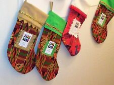 Christmas Stocking with place to add a picture