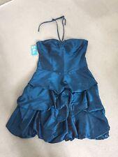 prom dress size 12 FashionTaffeta Ball gown Blue