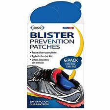 Engo Oval Blister Prevention Patches (6 Patches) In All Types Of Footwear Sports