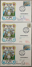 More details for 3 x oxford united v queens park rangers first day covers all signed