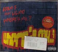Adam F Feat Lil Mo-Wheres My ? cd maxi single