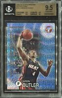Caron Butler 2002-03 Topps Pristine Refractor # 78 Rookie RC BGS 9.5