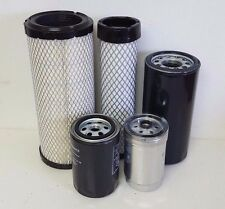 MAHINDRA TRACTOR ECONOMY PACK OF 5 FILTERS -0455.0456.8904.3427.0316