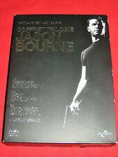TRILOGIE Jason Bourne (la Mémoire/Vengeance/Mort dans la peau)  - 4 DVD/3 Films