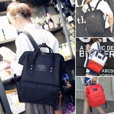 Women Backpack Bag Travel Camping Satchel Laptop Bag College Rucksack Hot