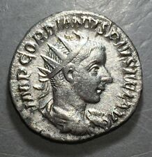 ANCIENT ROME Gordian III 238-244 AD  Silver   ROME MINT  #A173