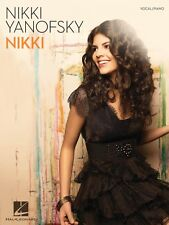 Nikki Yanofsky Nikki Vocal Piano Book NEW 000307170