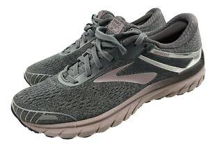 Brooks Adrenaline GTS 18 Women's 9.5 Gray Running Shoes