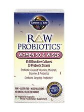 Garden of Life - RAW Probiotics Women 50 & Wiser - 90 Vegetarian Capsules