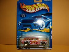 Hot Wheels  For Life  2000  1955 Chevy nomad # 196