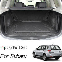 Rear Seat Side Floor Cargo Nets For Subaru Forester F551SS G011 G011 F5510SC000