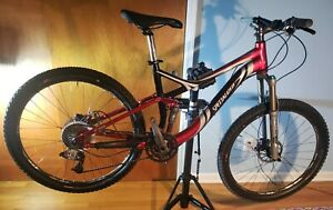 2009 Specialized Safari FSR Expert Carbon