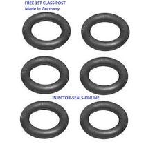 6 X BMW Genuine O-Ring for Fuel Injectors E46 E53 E60 E60N E63 P/N: BMW1437487