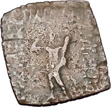 VONONID Dynasty Spalahores 85BC Indo Skythian Ancient India Greek Coin i47092