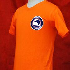 maillot trikot shirt maglia PARIS FC 1973 JEAN DJORKAEFF N°2 Football vintage