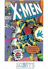 X-Men - Pizza Hut  #4  NM-