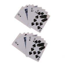 Fast Printing Gimmick Cards Magic Tricks 2 Sets Magician Gimmick